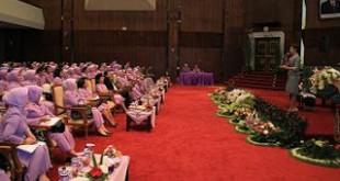 Ceramah Psikologi Menyambut HUT ke-47 IKKT PWA Tahun 2013