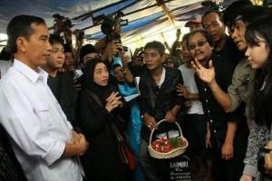 Jokowi di Murry