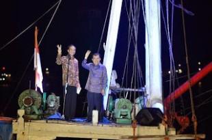 Jokowi Pidato