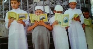 Subhannaalloh, Ditengah Peperangan Anak-Anak Palestina Mampu Hafal Al-Quran