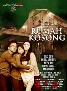 POSTER FILM RUMAH KOSONG