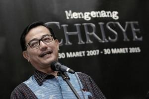 Menteri Agraria dan Tata Ruang dan Kepala Badan Pertanahan Nasional, Ferry Mursyidan Baldan. Foto: Dudut Suhendra Putra.