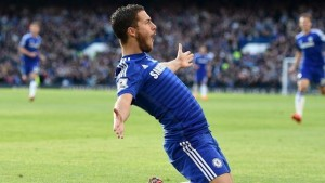 Eden Hazard, Pahlawan Chelsea. Foto: Ilustrasi.