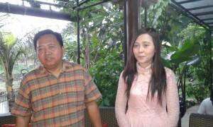 Prista dan Agi Sugianto.Foto: Ibra