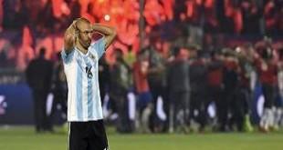 Mascherano Ratapi Argentina Gagal Rebut Juara di Copa Amerika 2015