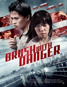 Poster film brush With Danger