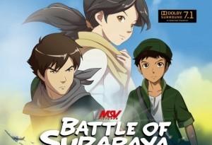 Poster film Battle of Surabaya
