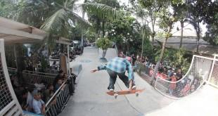 Budi Luhur Skateboarding Competition 2015