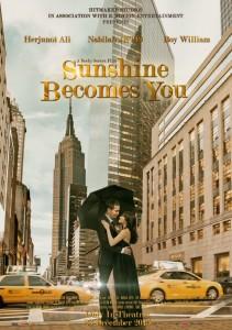 Poster film Sunshine Becomes You