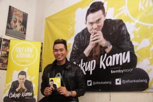 Alfian Kadang. Foto: Eddi Karsito