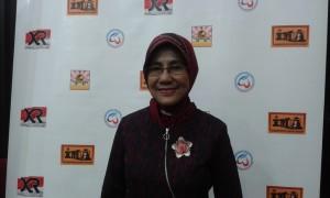 Deputi Bidang pemberdyaan Pemdua Kemenpora, Yuni Poerwanti. Foto: Ibra.