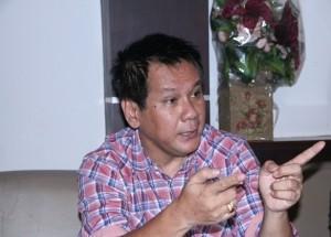 Produser Max Pictures, Ody Mulya Hidayat. Foto: Kiki