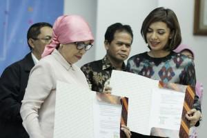 Najwa Shihab. Foto: Dudut Suhendra Putra