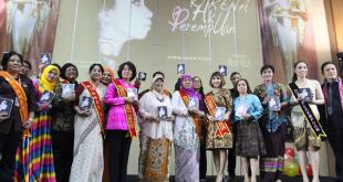 3 Tokoh Perempuan Indonesia Raih Penghargaan International Women of Change 2016
