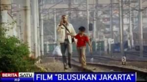 Adegan film Blusukan Jakarta. Foto: Ist.