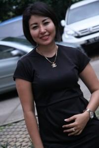 Siti Sahara. Foto: Kiki