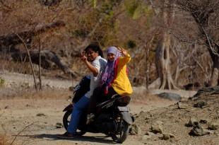 Adegan Film Aisyah Biarkan Kami Bersaudara. Foto: Ist.