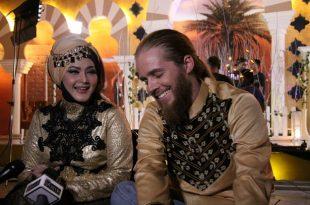 Lea Elfara dan Mustafa Debu. Foto: Ist.