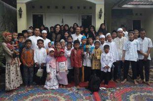 Ageng Kiwi Peduli  anak Yatim