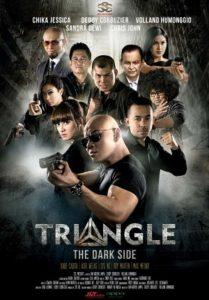 Poster film Triangle The dark Side. Foto: ist.