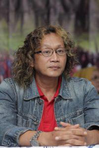Andryega da Silva Gantikan Aa. Gatot jadi ketua Parfi 2016-2021. Foto: Dudut Suhendra Putra.