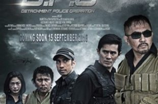 Poster film DPO. Foto: Ist.