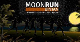 Kompetisi Bintan Moon Run 2016, Kompetisi Lari di Malam Hari