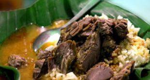 Aneka Hidangan Nasi, Dari Nasi Gandul Hingga Nasi Jinggo