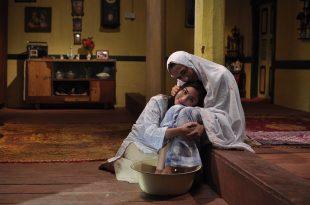 Adegan film Surga di Telapak Kaki Ibu. Foto: ist.