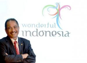 Menteri Pariwisata Arief Yahya. Foto: Ilustrasi.