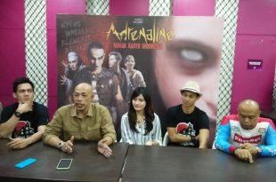 Prescon film Adrenallin, Rabu (23/11/2016}. Foto: Ibra.