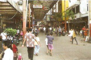 Pasar Baru. Foto: ist.