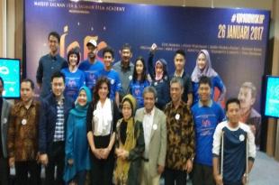 Syukuran Film Iqro -Petualangan Meraih Bintang. Foto: Ibra.