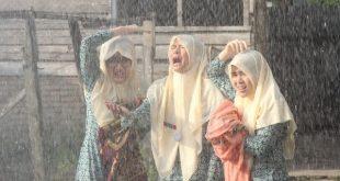 Adegan film Cahaya Cinta Pesantren. Foto: ist.