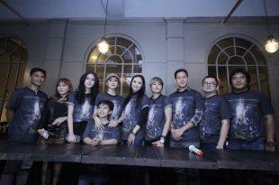 Mereka yang terlibat di film The Promise. Foto: Dudut Suhendra Putra.