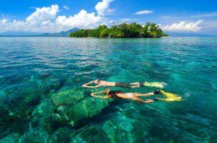 Pulau Lembeh, Sulawesi Utara. Foto: Ist.