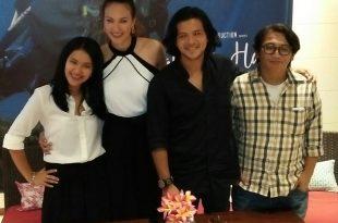 Prescon peluncuran poster dan trailer film Labuah Hati, Jumat (24/2/2107) di jakarta. Foto: Ibra.