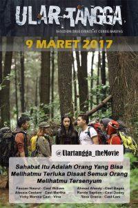Poster film Ular Tangga. Foto: Ist.
