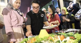 Gion Prabowo, Pafindo Tak Boleh Berpuas Diri