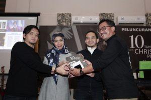 Lauching Buku 10 Tahun Wafatnya Chrisye. Foto: Tim DSP