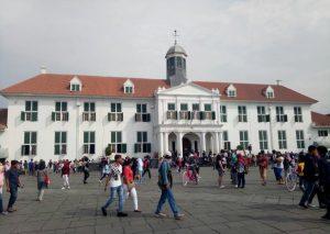 Suasana Kota Tua Jakarta. Foto: Ist.