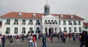 CRS Propan Raya Untuk Revitalisasi Kota Tua Jakarta