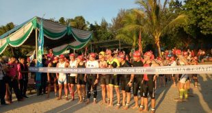 Sungailiat Triathlon. Foto: Ist.