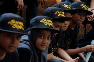 Prescon film Surau dan Silek, Selasa (25/4/2017) di Epicentrum, Jakarta Selatan. Foto: DSP.