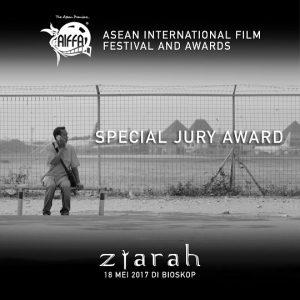Poster film Ziarah. Foto: ist.
