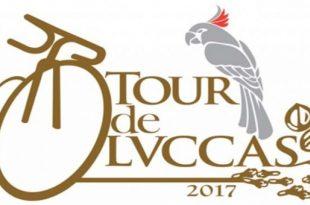 Logo Tour-de-molvccas 2017. Foto: ilustrasi.