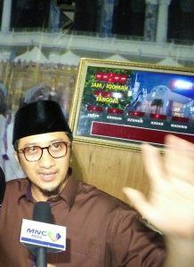 Ustad Yusuf Mansur. Foto: Ibra.