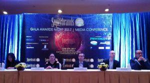 Prescon Superbrands Awards 2017, Rabu (6/6/2017) di Jakarta. Foto: Ibra.