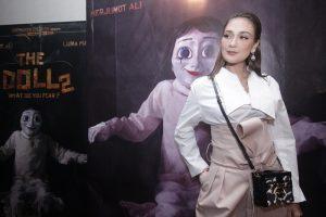 Luna Maya Jadi pelaokn Utama di film The Doll 2. Foto: Dudut Suhendra Putra.