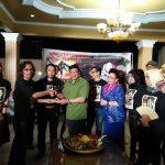 Syukuran suting perdana film Enak Tho Zamanku, Piye Kabare?, Senin (14/8/2017) di Indramayu, Jawa barat. Foto: Ibra.